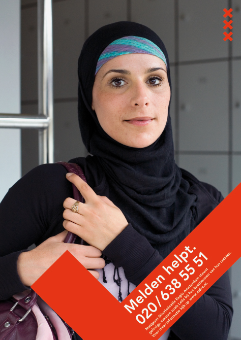 "City-Light-Poster ""Muslimin"" (Phase 2)"